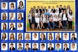 VIB - Absolwenci SP 13 rocznik 2013
