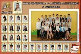 VIB - Absolwenci SP 13 rocznik 2012