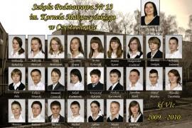 VIC - Absolwenci SP 13 rocznik 2010